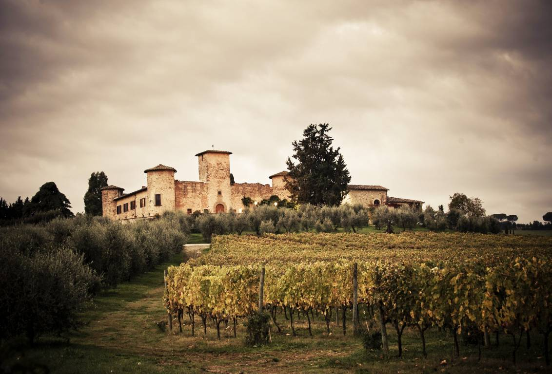 VIP SUPERTUSCAN WINE TOUR