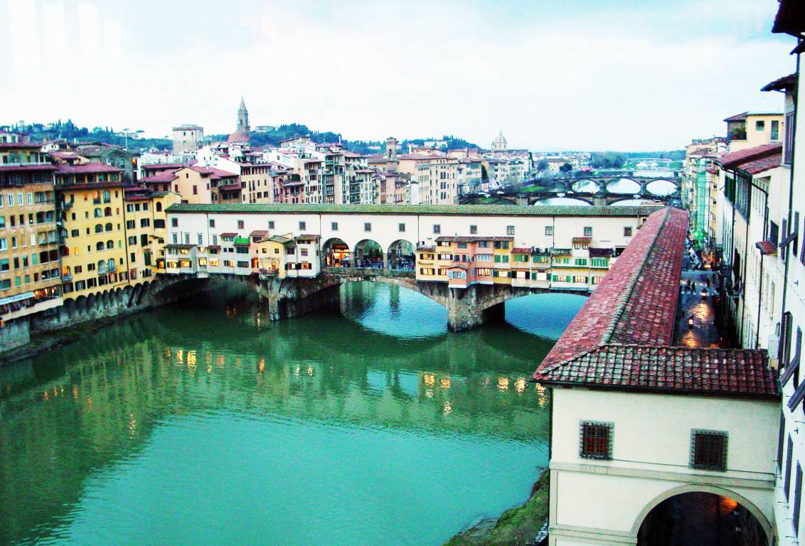 Italian Florence: Uffizi Florence Tour With Priority Entrance And Vasari