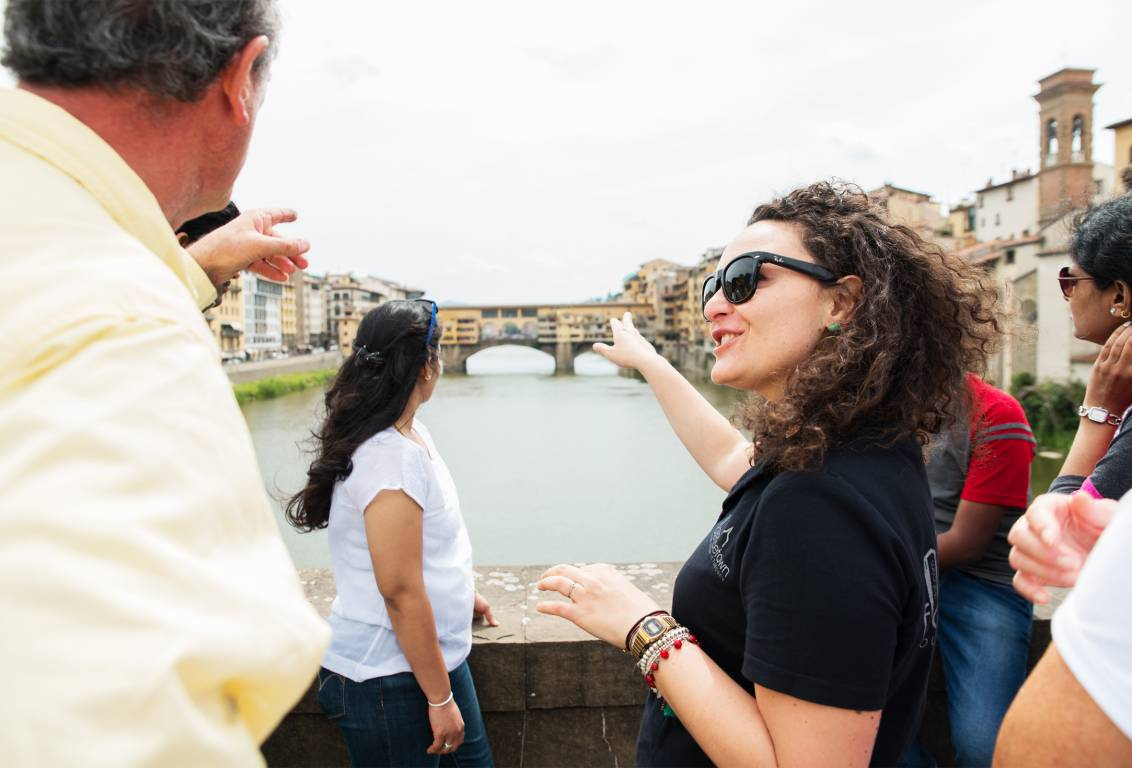 our florence walking tour is the best way to discover the treasure of the city in one day
