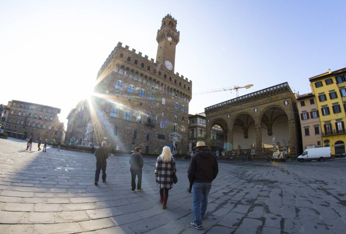 City Of Florence: Private Walking Tour Of Florence