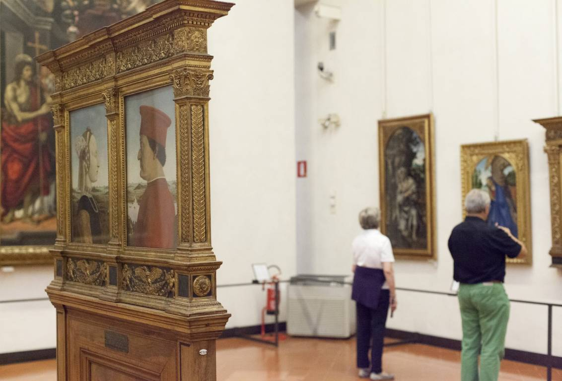 visiting the accademia florence - photo#15