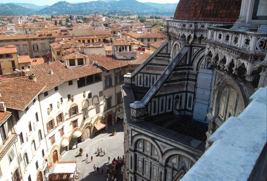 Italian Florence: Skip-the-line Duomo Terraces And Dome Tour