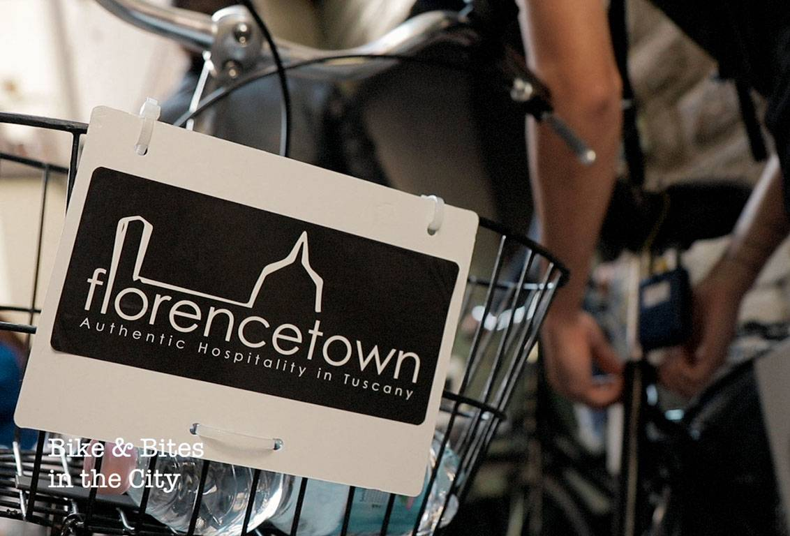 reach by bike the most amazing monuments of florence and discover tuscan culinary tradition