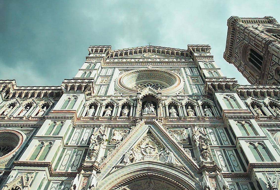included in our medieval tour of florence, the ticket to climb up Brunelleschi's Dome