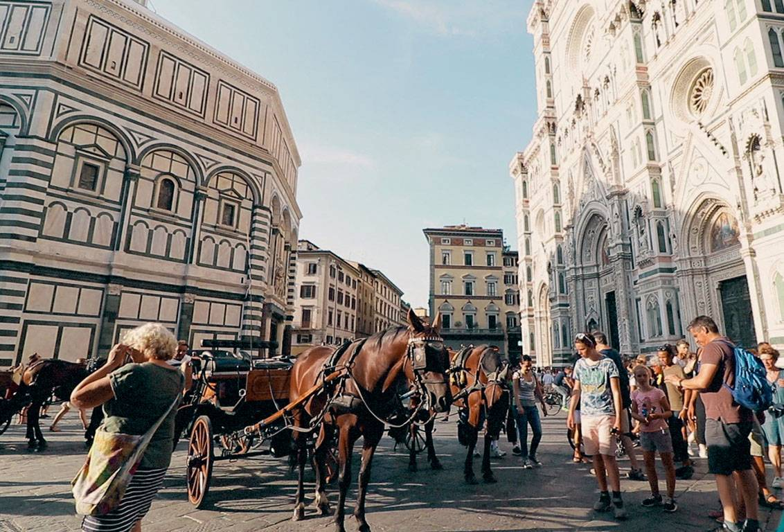 Italian Florence: Florence Highlights: Best Uffizi And Accademia Guided Tours