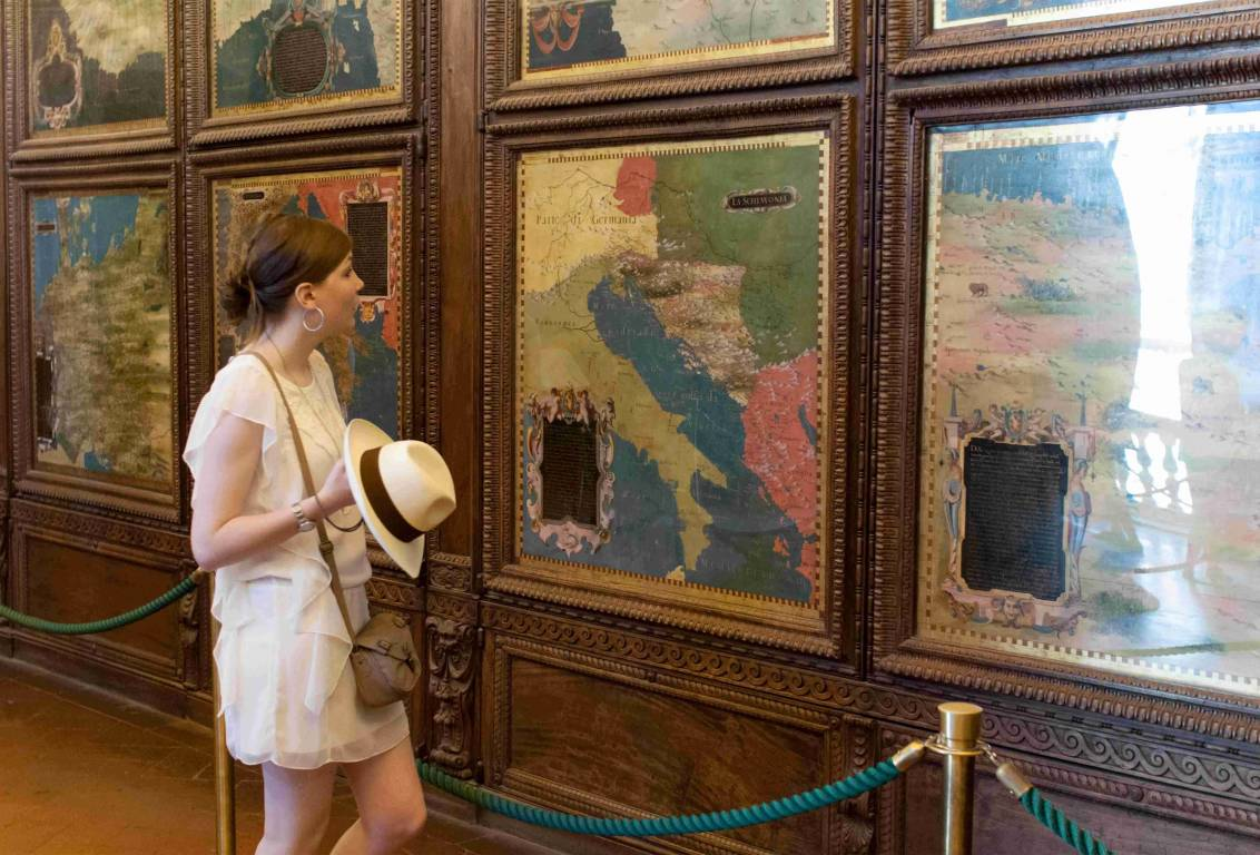 Guided city walking tour of Florence: discover the cradle of Renaissance
