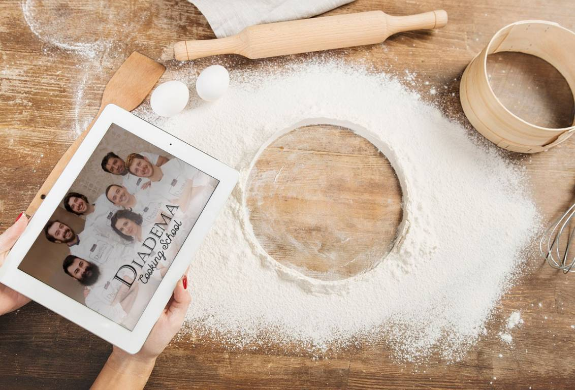 online cooking classes with our dedicated chefs