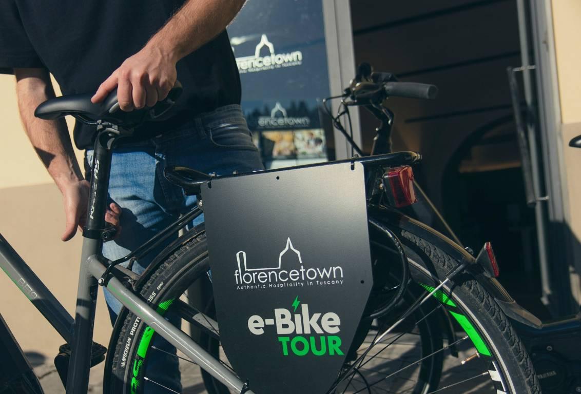 Florence electric bike tour