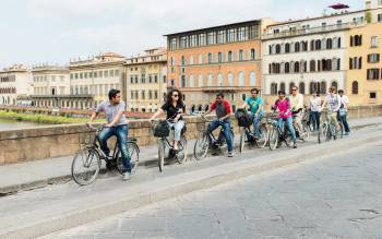 The FIRST and original Bike tour of Florence - Discover the city having fun on wheels!