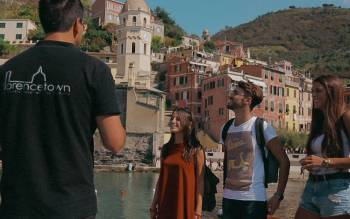 learn about the history of cinque terre villages with our professional guide