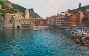 the italian Riviera will be unforgettable: enjoy the marvellous views either from land and sea