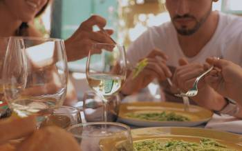 Have a real taste of the typical ligurian food with our Cinque Terre tour