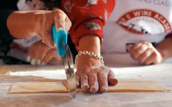 express your culinary art and make the best of your cooking class in tuscany