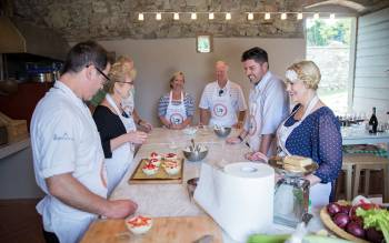 with our cooking masterclass in florence surprise yourself preparing the most delicious italian lunch you've ever tasted