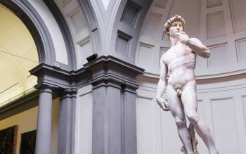 david florence tickets: meet the authentic Michelangelo's masterpiece