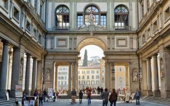 Uffizi Private tour: discover one of the world's most striking museum
