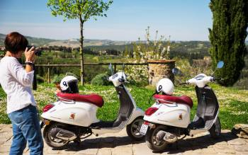 during our chianti countryside one day tour you will ride along scenic country roads and some stops for photo opportunities will be made along the way