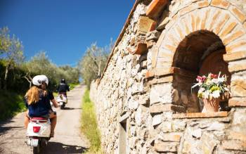 during our chianti countryside one day tour, you will enjoy a typical tuscan lunch
