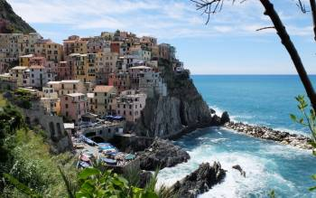 A small group adventure to breathe the real essence of cinque terre in a day trip from florence