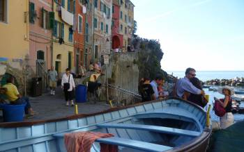 our italian Riviera one day journey will reveal all the secrets of the charming Cinque terre villages