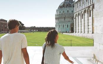 with our one day tour starting from florence visit the world-renowned Leaning tower and explore the famous Piazza dei Miracoli in Pisa