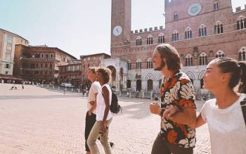 Siena tour: discover the only one city in Tuscany that competed against Florence for power, wealth and artistic beauties in the ancient times
