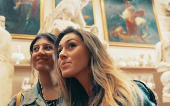 admire all the masterpieces from the Middle Ages to Renaissance housed in the Accademia Gallery and make the best of your florence walking tour