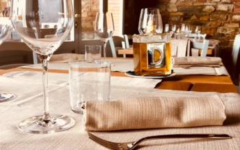 with our tuscan wine tour enjoy a delicious 4-course typical Tuscan dinner at a Boutique Winery