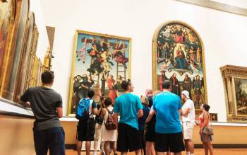 enjoy our guided tour of Accademia Florence and fall in love with art
